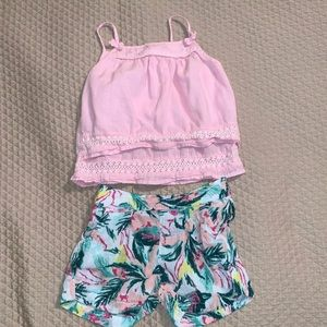 Jessica Simpson kids outfit